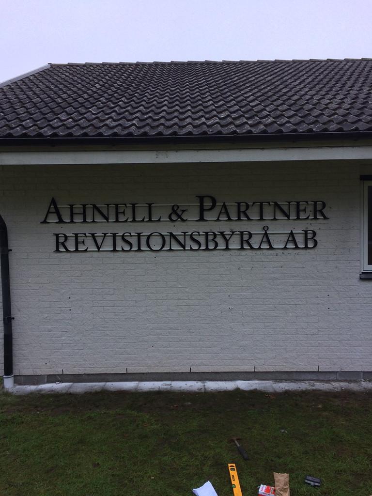 Ahnell & Partner Revisionsbyrå AB